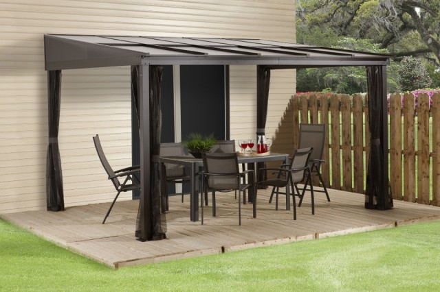 Sun shelter Sojag BuildDirect