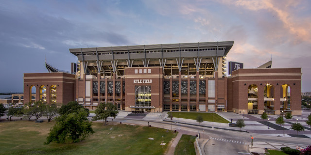Texas A&M Kyle Field by Populous
