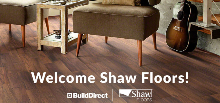 Welcome Shaw Floors