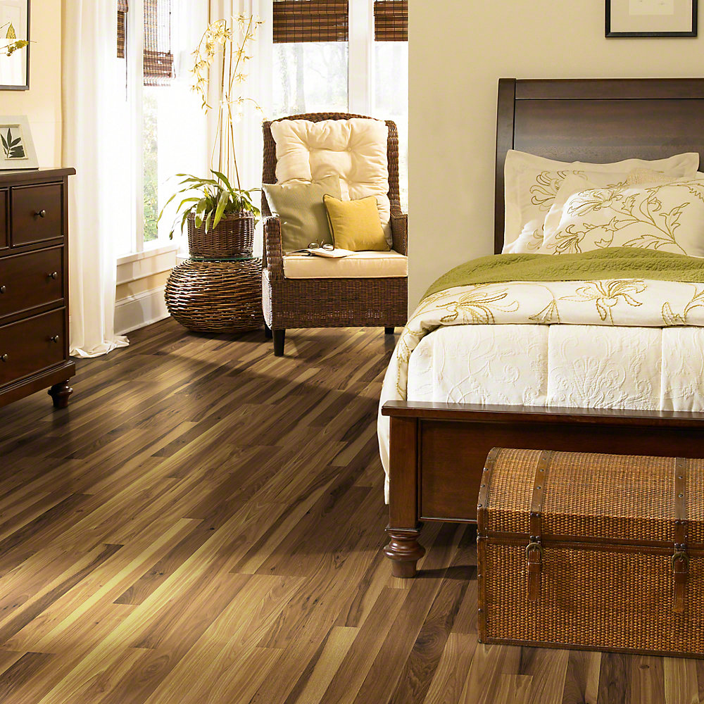 Shaw Floors Impressions Laminate - English Hickory - SKU  15066262