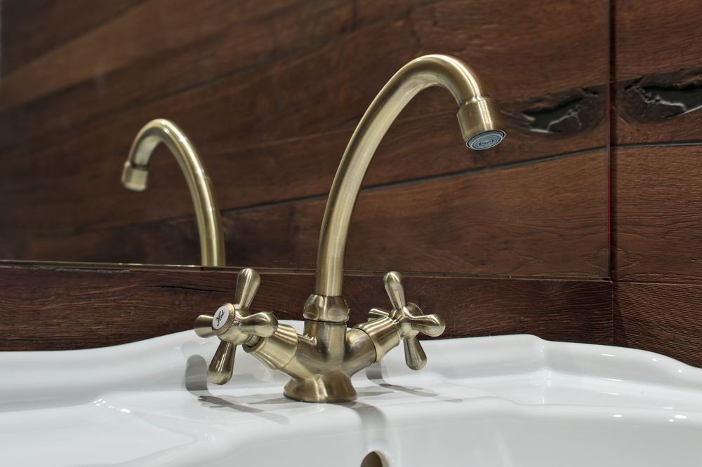 faucet finish