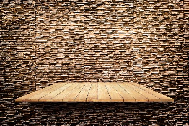 wood wall paneling