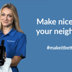 make nice with your neighbors