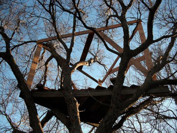 treehouse frame