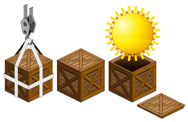 solar energy delivery