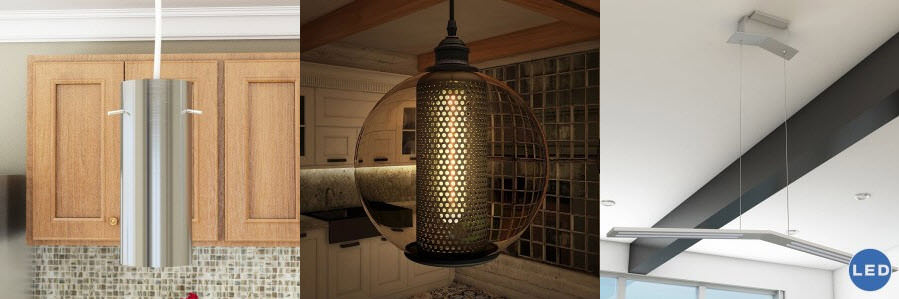 VONN Lighting hanging pendants