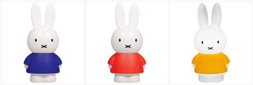 sumar international miffy lamps