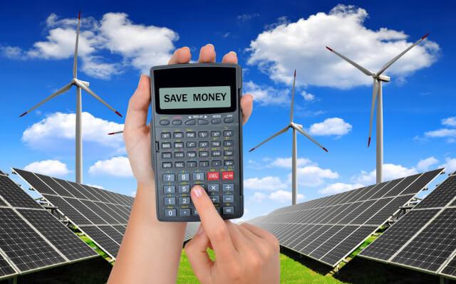 solar panel budget