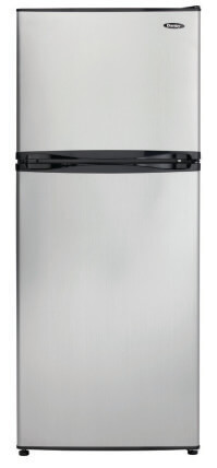 danby top mount fridge