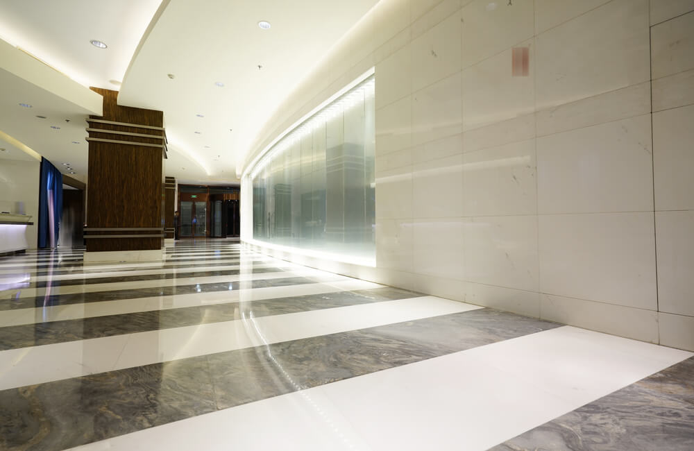 Commercial grade ceramic and porcelain tile 101 for Commercial grade flooring options