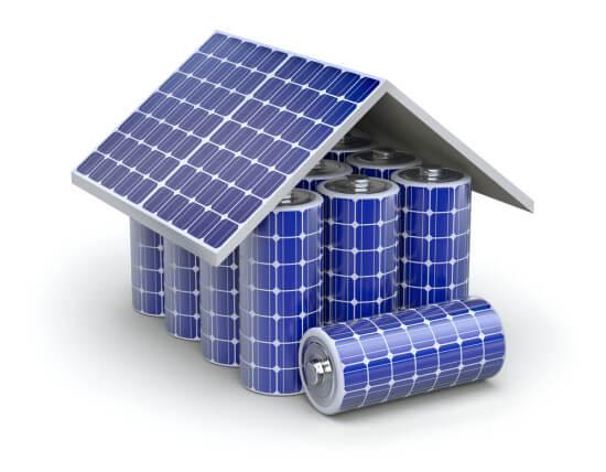 solar battery home