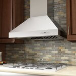 zline wall mounted range hood
