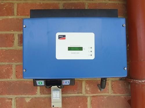 home solar inverter