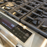 gas range cook top
