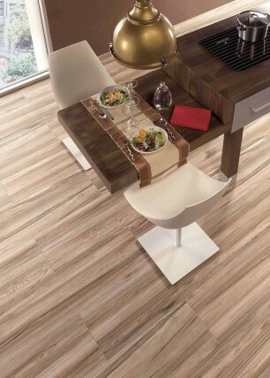 salerno wood look tile