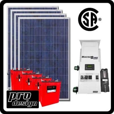Prodesign Prodesign Offgrid Kit Magnum SKU: 15136084