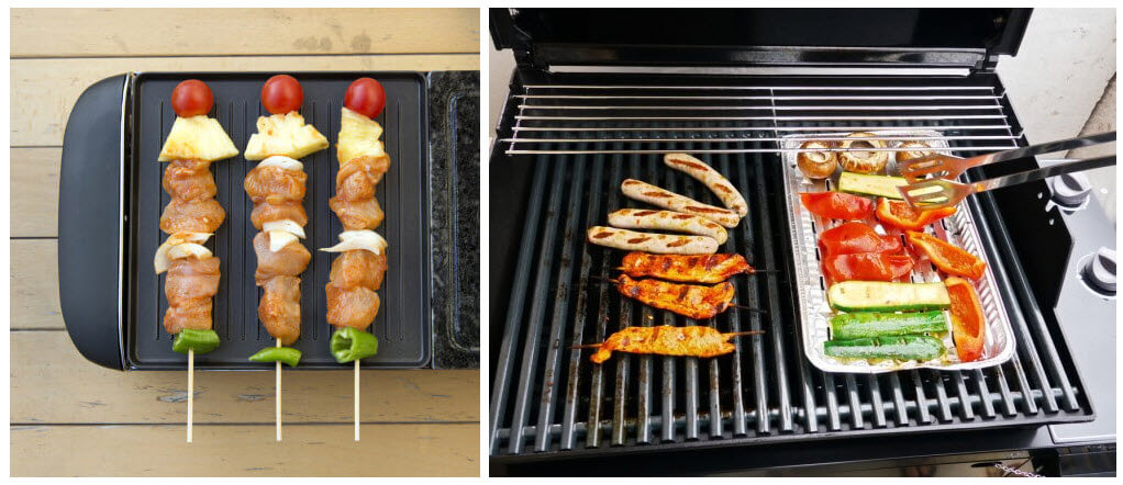 purchasing a new grill