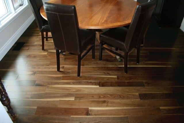 Jasper Hardwood - Prefinished American Black Walnut Collection   SKU: 10083337