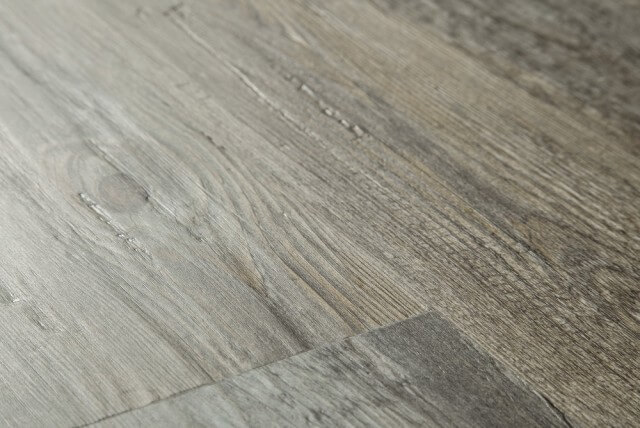 Vesdura Vinyl Planks - 5.8mm WPC Click Lock - Handscraped Collection Crafted Hickory SKU: 15000184