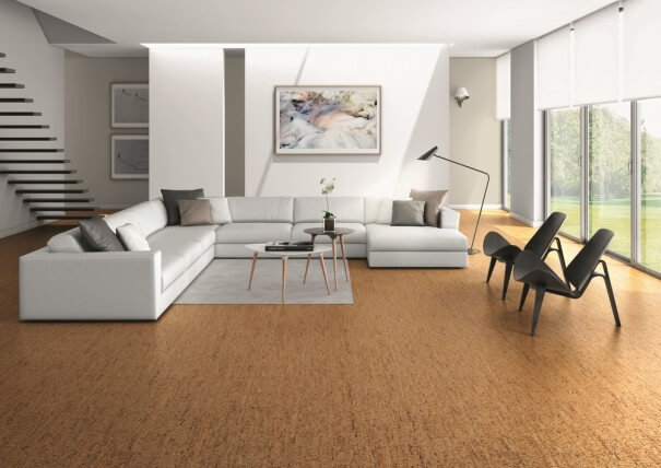 Evora Pallets Cork - Porto Tile Collection - Glue Down Floor SKU: 10084479