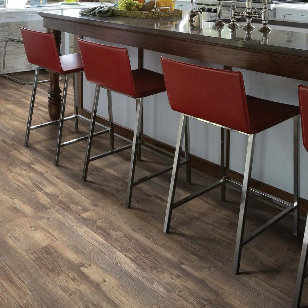 Shaw Floors Vinyl Plank Flooring - Canyon Loop SKU: 15065316