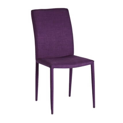 purple dining