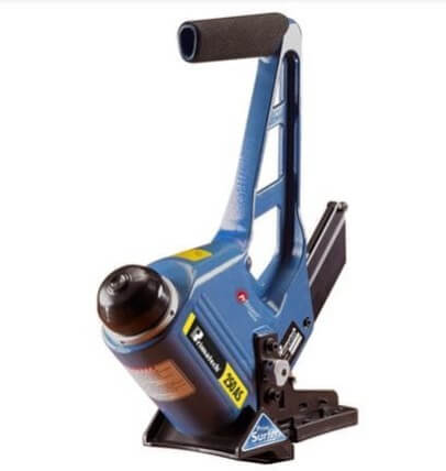 Wood + Supply Pneumatic Hardwood Flooring Stapler  SKU: 15020782