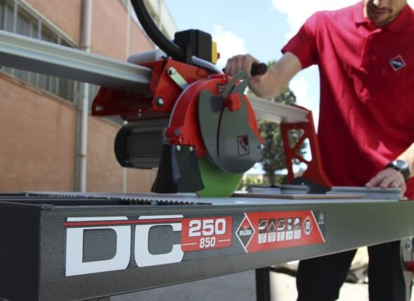 "Rubi DC-250-850 38"" Wet Saw SKU: 15054650"