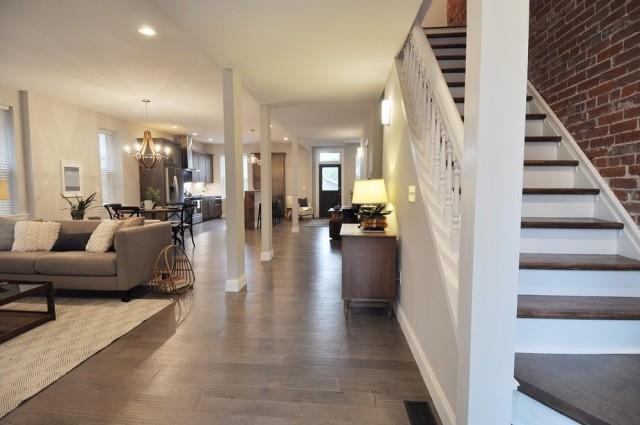 engineered flooring in any room