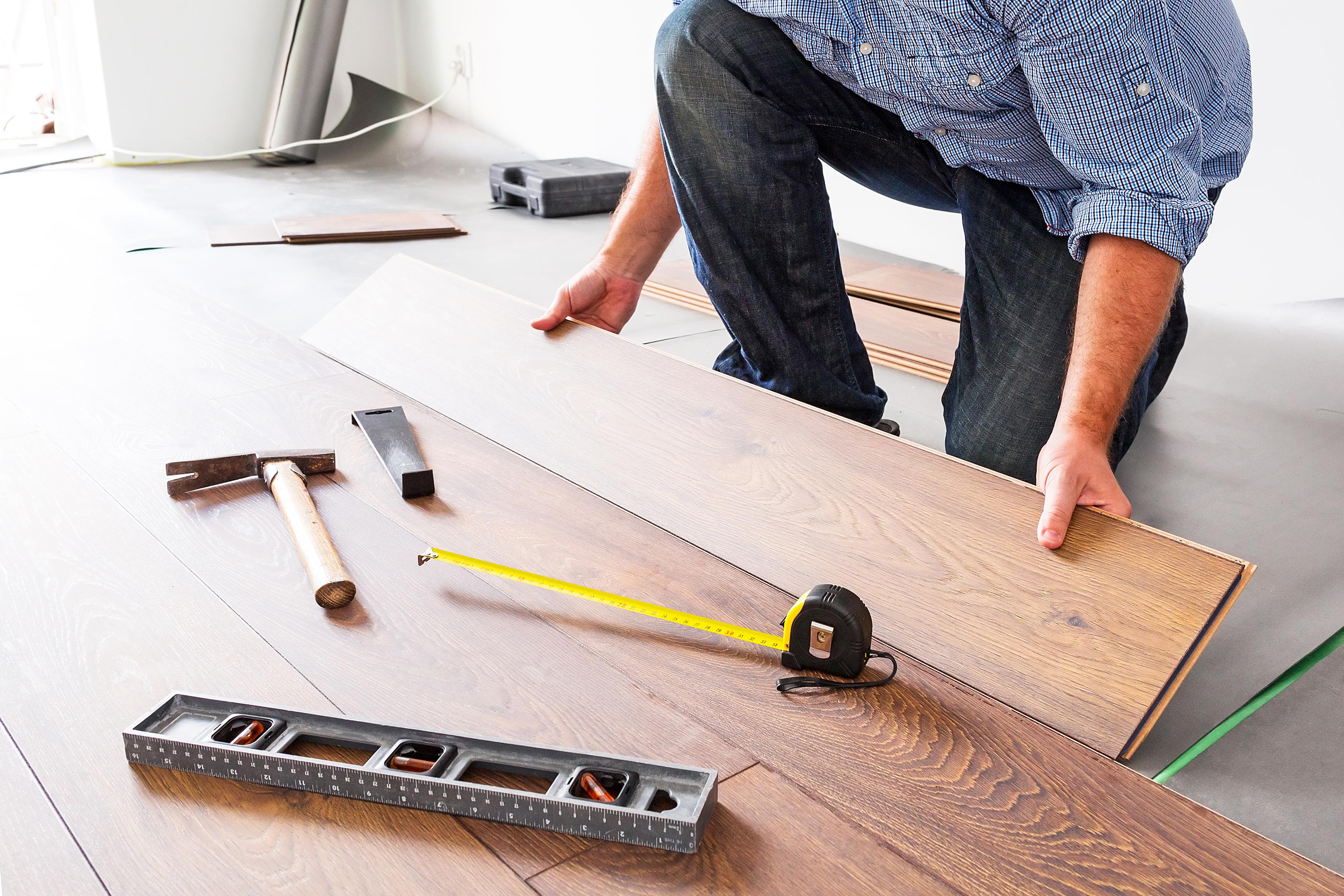 How To Fix Peaking Or Buckling Floors