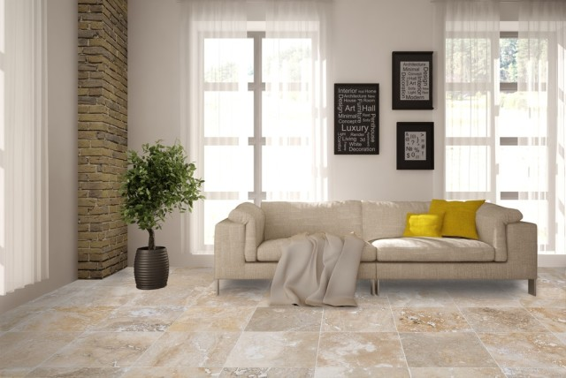 Shopping for Travertine Tile