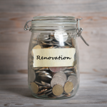 renovation money