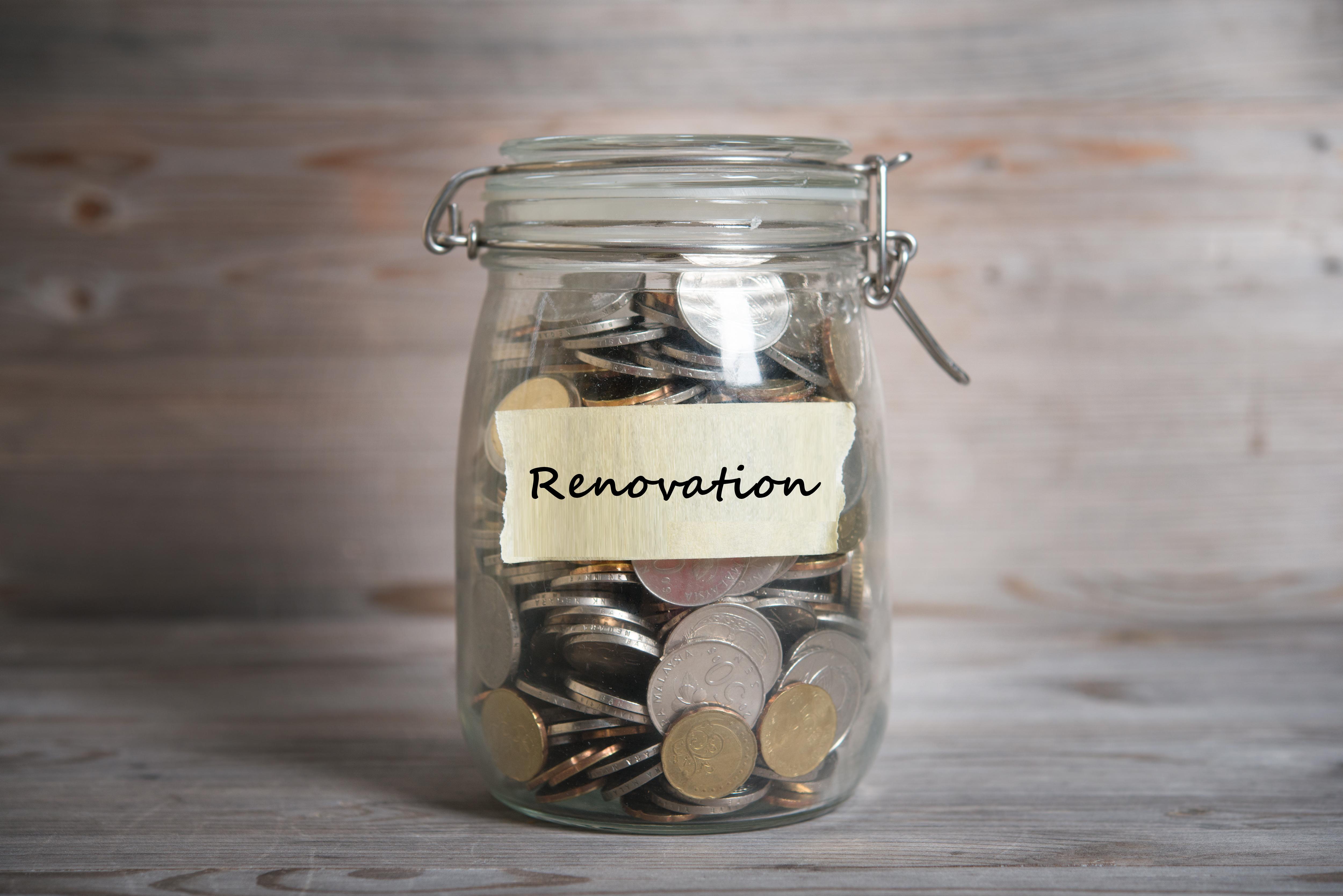 renovation project budget