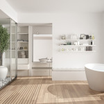 designing ideas master bathroom