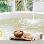 home bathroom spa