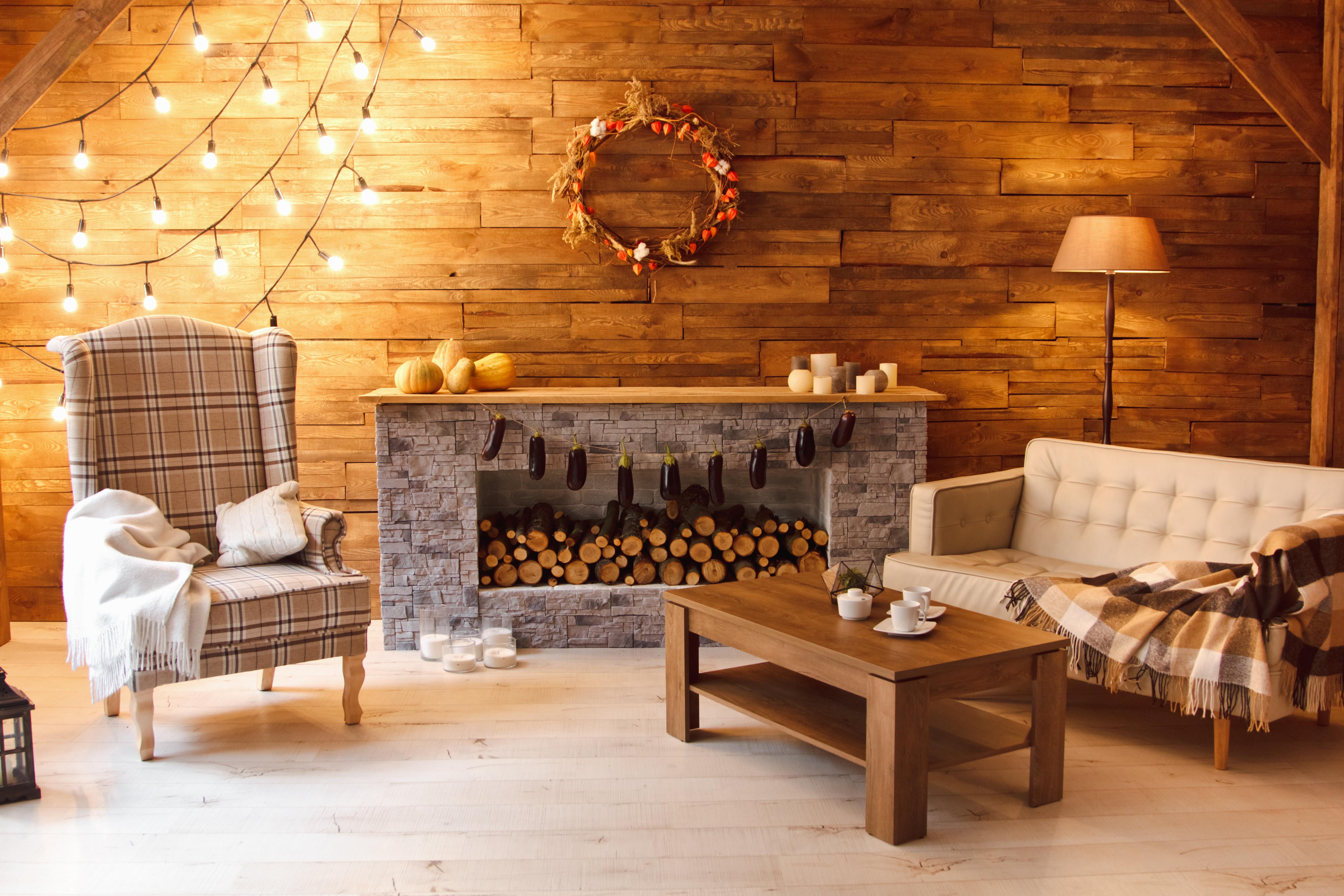 Autumn DIY Interior