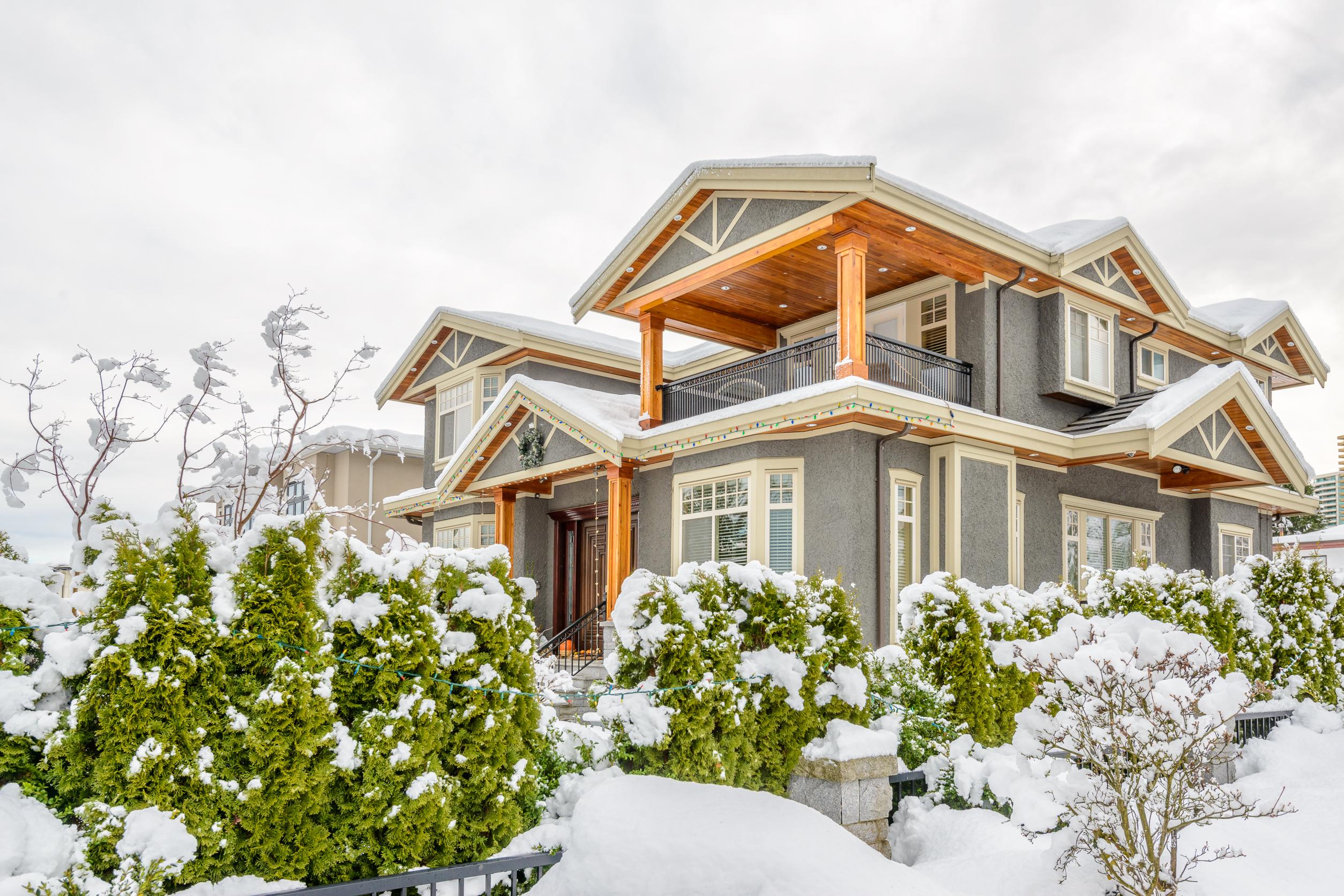 winter renovation