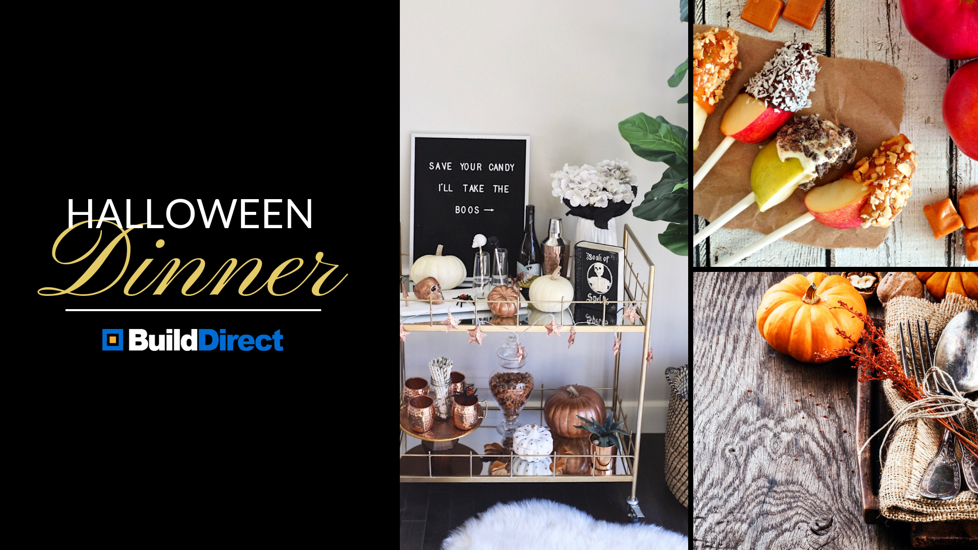 Halloween Dinner Party Ideas.Classy Halloween Dinner Party Ideas Builddirect Blog Life