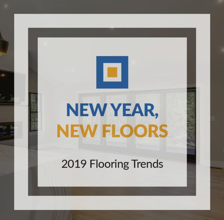 2019 Vinyl Flooring Trends: Get Excited For Floor Trends Of 2019 Happening This New