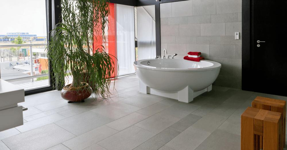 Salerno Porcelain Tile - Raw Silk Series / SKU: 10100094