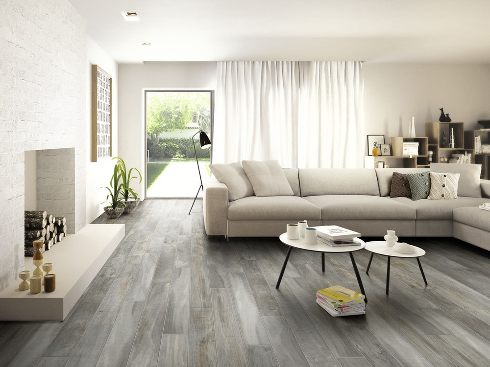 Salerno Porcelain Tile - Trail Wood Series / SKU: 15208230