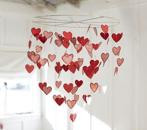 Valentine's Day décor