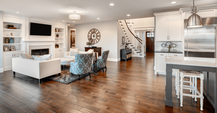 How To Maintain Your Hardwood Flooring Solid And Engineered