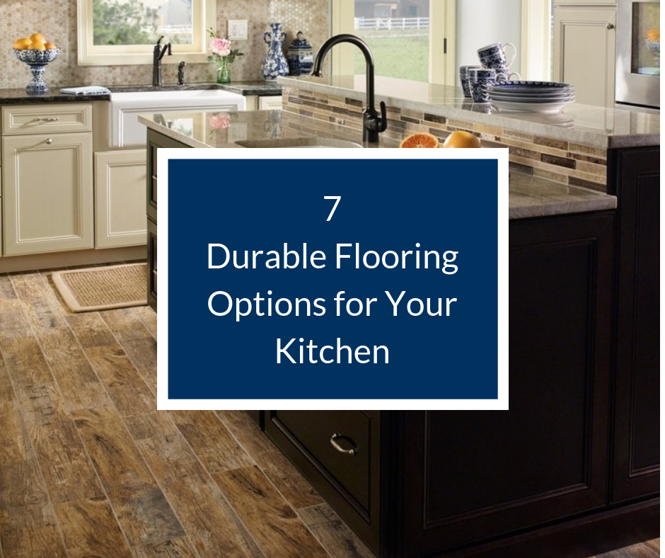 7 Durable Flooring Options For Your Kitchen